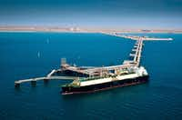 <p>Chevron Australia started producing liquefied natural gas from the Gorgon project in 2016, but project costs ballooned to $54 billion.</p>(Chevron)