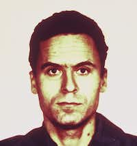 "A 1979 jail photo of convicted serial killer Theodore ""Ted"" Bundy. (AP)"