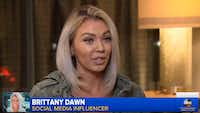 Her interview with ABC's Good Morning America aired Feb. 13.(Good Morning America/ABC News)