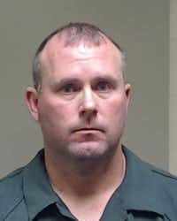 Chad Watson(Collin County jail)