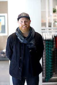 Matt Alexander, co-founder of Neighborhood Goods, is shown at the store in Legacy West.(Anja Schlein/Special Contributor)