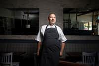 Chef Stephen Rogers of Gemma(Shaban Athuman/Staff Photographer)