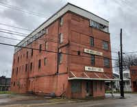 The now-vacant Ben Moore Hotel in Montgomery, Ala., was a <i>Green Book </i>fixture. The Rev. Martin Luther King Jr. often got his hair cut in the hotel barbershop.(Jay Reeves/The Associated Press)