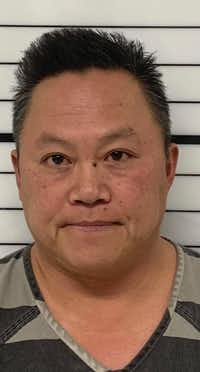 John Dang was arrested Thursday at his home in Waxahachie.(Johnson County Jail)