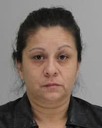Antonia Gabriela de la Fuente(Dallas County Sheriff's Department)