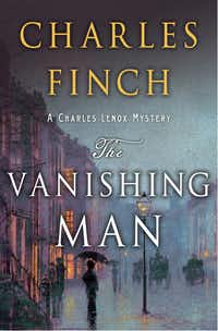 <i>The Vanishing Man: A Charles Lenox Mystery</i> is the second in a series of prequels chronicling the sleuth's early years.&nbsp;(Minotaur)