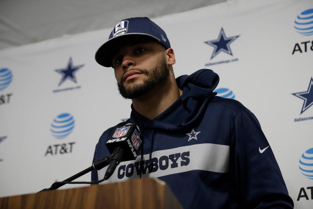 Dallas Cowboys quarterback Dak Prescott s dog seized after it bites  neighbor  8b3f1f4e7
