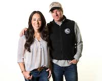 Joanna and Chip Gaines(Brian Ach/Brian Ach/Invision/AP)