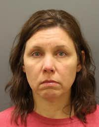 Jeana Frye Wesson(Denton Police Department)