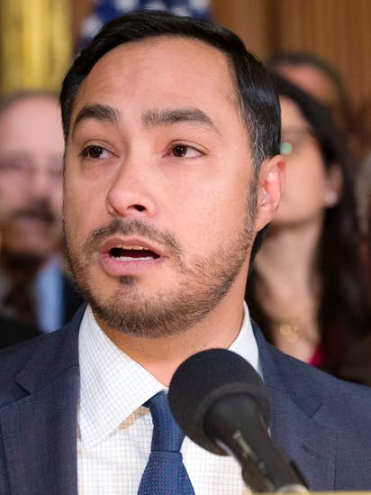 Image result for joaquin castro