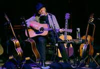 In 2014, Neil Young played the Meyerson. This should happen more than once every five years.(File Photo/Staff)