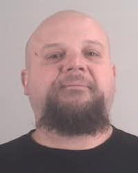 Jeffery Cory(Tarrant County Sheriff's Department)