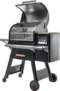 The Traeger Timberline 850 pellet grill.(Traeger)