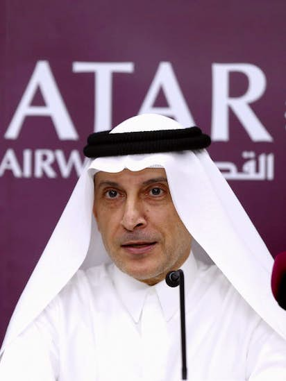 Qatar Airways won't be 'bullied' by American Airlines CEO, might