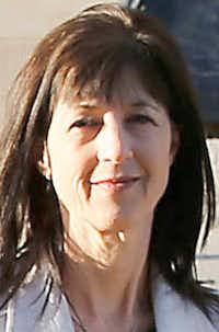 Former Richardson Mayor Laura Jordan.(Vernon Bryant/Staff Photographer)