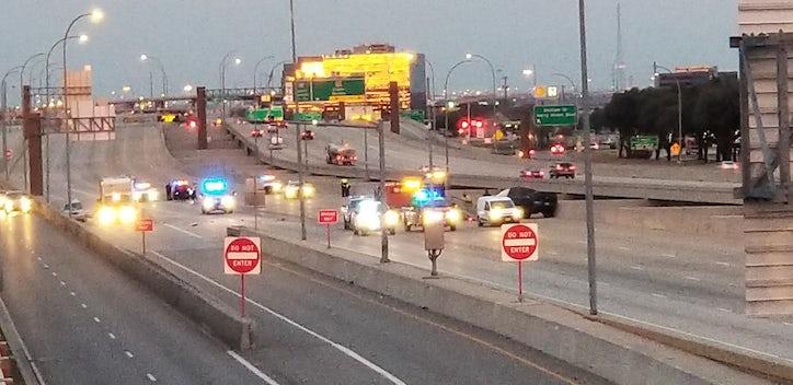 Dallas police will 'leave no stone unturned' in search for driver