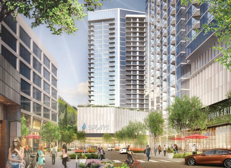 a240cda1e34bf Construction starts on new high-rise project near Dallas  Mockingbird  Station