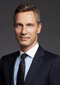 Geoffroy van Raemdonck became CEO of Neiman Marcus in February 2018.(Neiman Marcus/Courtesy photo)