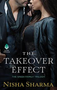 <i>The Takeover Effect</i> author Nisha Sharma argues that love and arranged marriage are not mutually exclusive.(Avon Impulse/Courtesy)