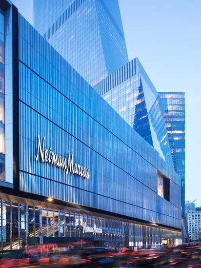62fbeea9b8c4 First peek at the new Neiman Marcus store in New York   Retail ...