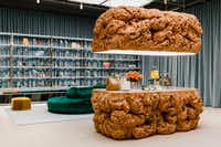 The newest Forty Five Ten store opens Friday, March 15, 2019 in the Shops at Hudson Yards, a new mall on the Lower West Side of Manhattan. The Dallas-based company has six other stores in Dallas, Napa Valley, Aspen and Miami.(Max Burkhalter/Forty Five Ten)