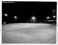 A game at Reverchon around 1940(Courtesy Dallas Municipal Archives)
