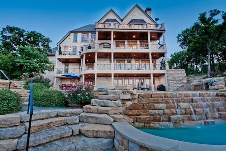 See inside a 3 1 million highland village home with a wet for 500 000 dollar homes in texas