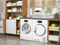 A laundry room ranks highest for buyers. <br>(iStock)