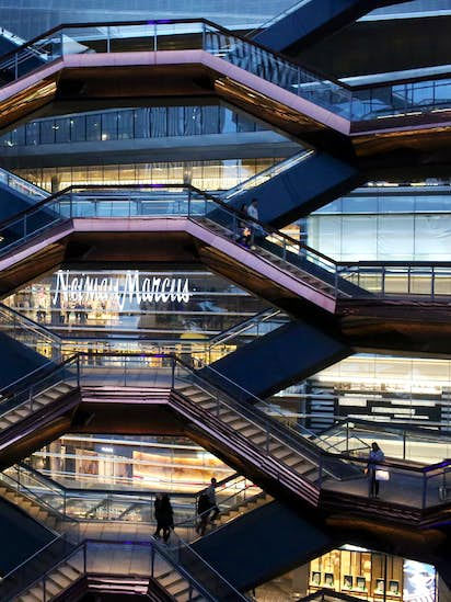 d08673782c24 Are malls back? New York attempts to prove it with Neiman Marcus as ...