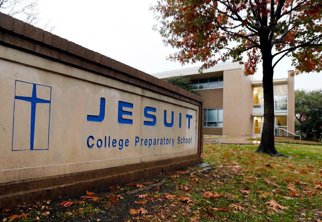 Dallas Jesuit Prep sued over alleged sex abuse by priest on list of 'credibly accused'