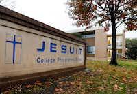 Jesuit College Preparatory School in Dallas(Tom Fox/Staff Photographer)