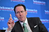"<p><span style=""font-size: 1em; background-color: transparent;"">AT&T CEO Randall Stephenson on Wednesday said that ""too much of our success and failure is dependent upon what the people"" in Washington ""decide to do on a day-to-day basis.""</span></p>(MANDEL NGAN/AFP/Getty Images)"