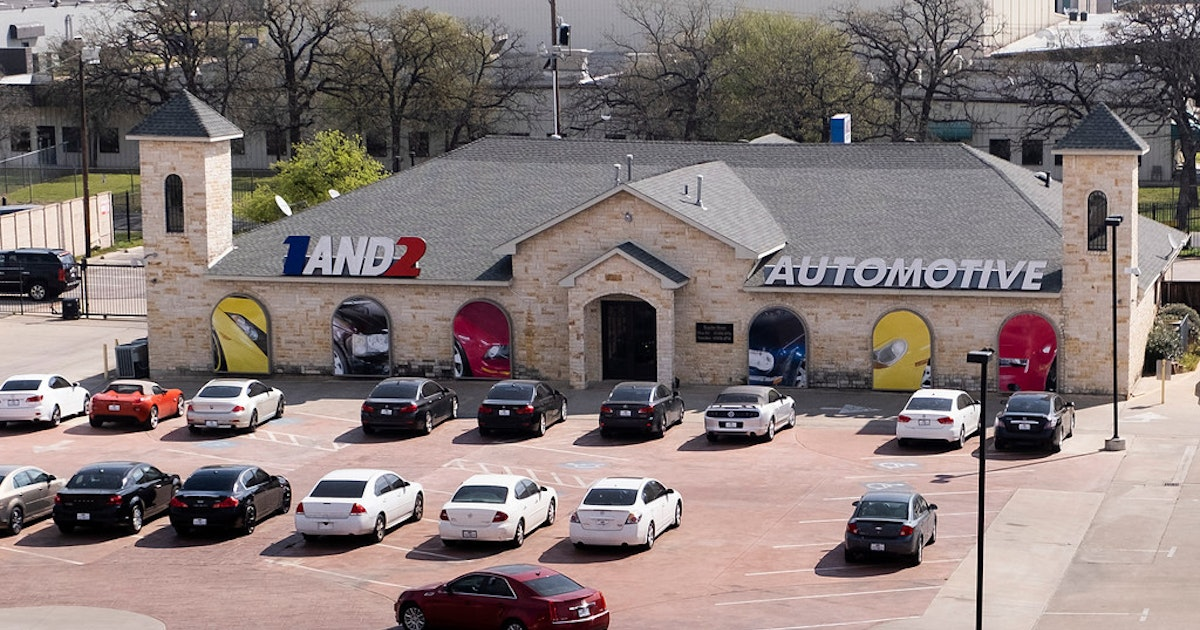 Used car dealer seen as 'one of the worst' in Dallas says he's trying to buff up his image