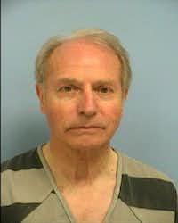 The Rev. Gerold Langsch was arrested last week in Austin.(Austin Police Department)