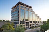 Tier REIT owns the 5950 Sherry Lane building in Dallas.(DMN files)