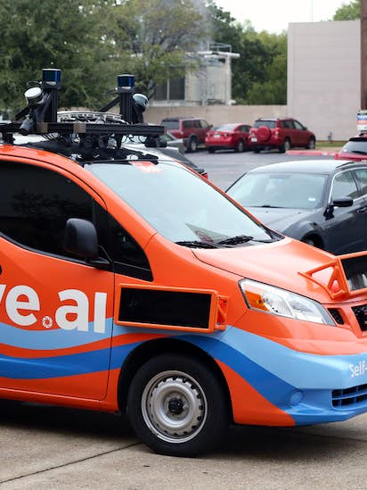 23a77f6d7f Why are Frisco s autonomous vans moving to another North Texas suburb