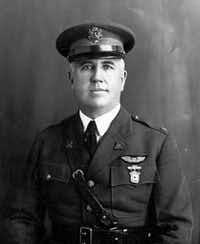 Lt. Col. William N. Hensley for whom Hensley Field was named in 1929