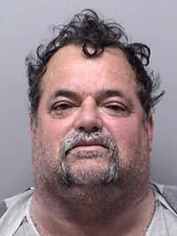 John Hardwick, 52, was arrested on March 26 in Wise County after police officials found over 170 pounds of marijuana in his car.(Wise County Jail)
