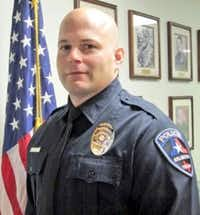 Officer Eddie Johnston(Arlington Police Department)