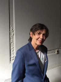 The Nasher Sculpture Center announces German artist Isa Genzken as the recipient of the 2019 Nasher Prize.(Nasher Sculpture Center/Galerie Buchholz)