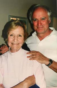 Les Clements and his wife, Gwenn.(Les Clements)