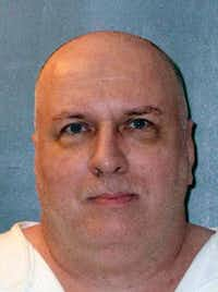 Patrick Murphy was to be put to death March 28, until the U.S. Supreme Court stayed his execution.(Texas Department of Criminal Justice)