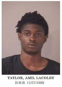Amil Lacolby Taylor(DeSoto Police Department)
