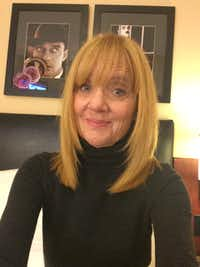 Victoria Balfour has written for newspapers and magazines. The New York-based journalist came to Dallas and Fort Worth in March 2019 for a JFK/Oswald tour on her own.(Courtesy photo)