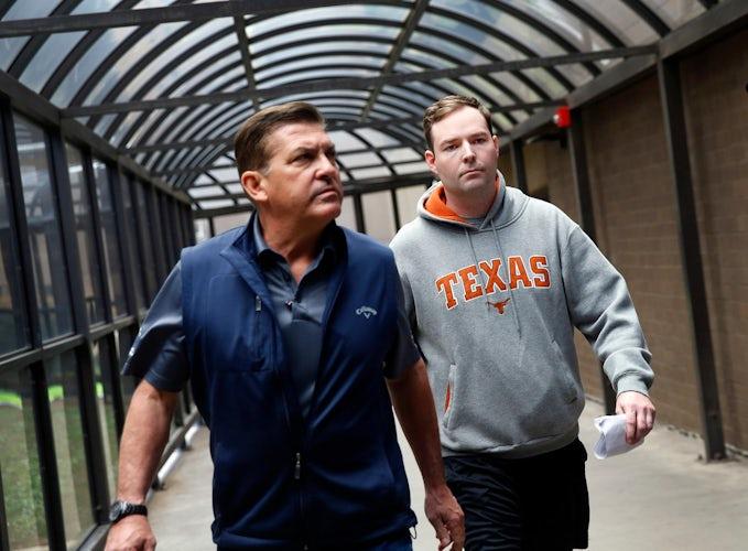 Free from jail again, Austin Shuffield says he drew gun in Dallas