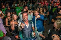 Richard Rawlings celebrated with his fans and friends at the Gas Monkey Bar N' Grill for his birthday party blowout on April 24, 2014, which raised funds for the Gas Monkey Foundation.(File Photo/Staff)