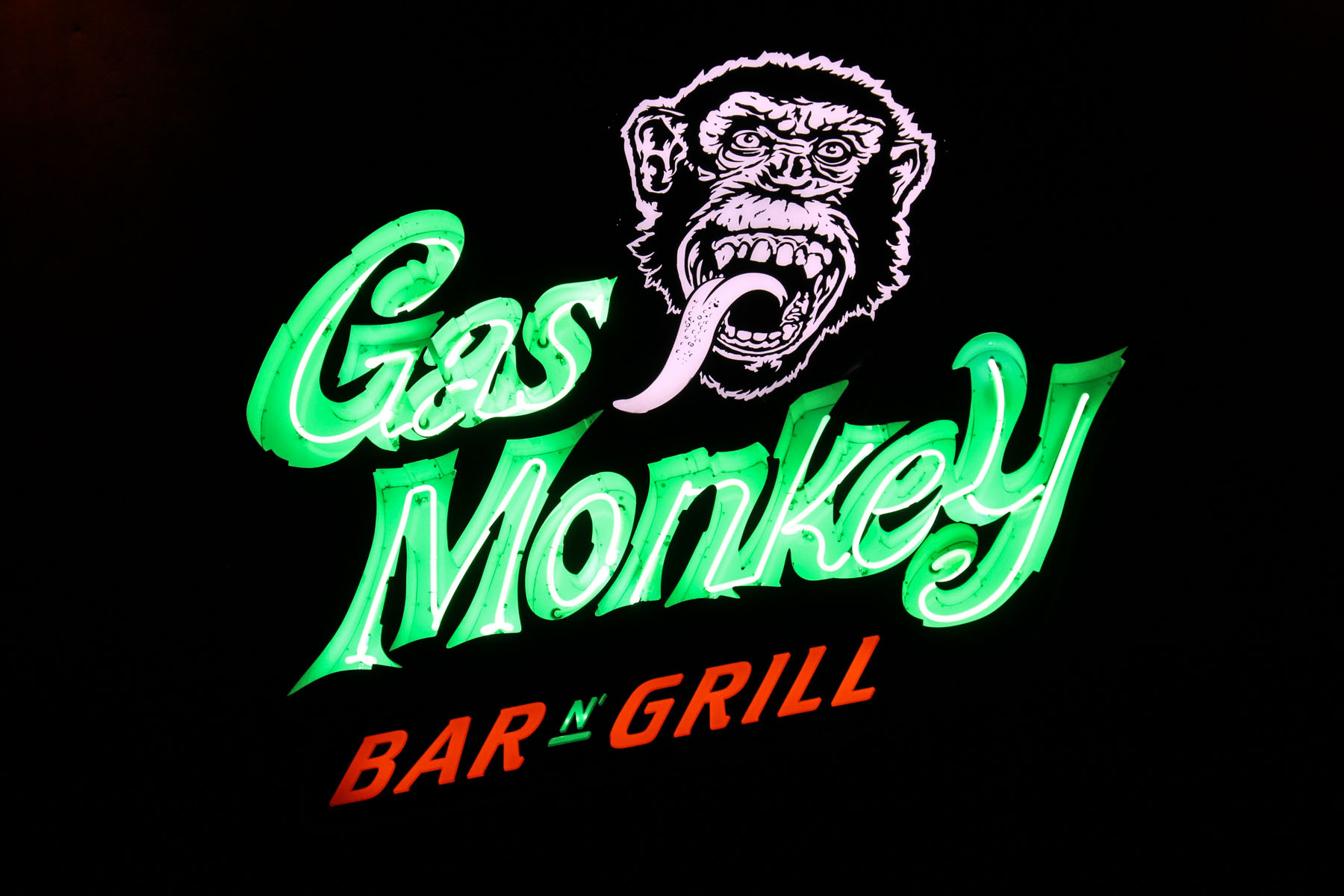 Is Dallas Famous Gas Monkey Bar N Grill Operating Illegally