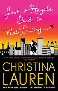 Christina Hobbs and Lauren Billings, the duo known as Christina Lauren, have published more than 20 books since 2013, including 2018's <i>Josh and Hazel's Guide to Not Dating</i>.(Gallery Books/Courtesy)