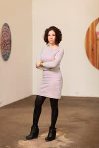 Erin Cluley, owner of Erin Cluley Gallery in Dallas.(Kevin Todora/Erin Cluley Gallery)