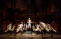 <i>Hamilton </i>has been lauded for its unconventional casting and use of hip-hop music but it also gets musical theater's conventions right, especially with catchy, storytelling tunes.(Joan Marcus)